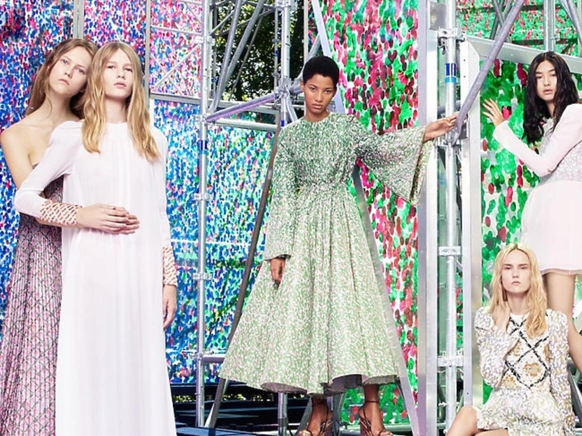 Dior Haur Couture - jesień 2015