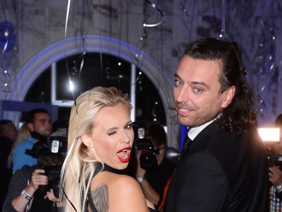 Doda i Emil Haidar na domówce 4fun.tv