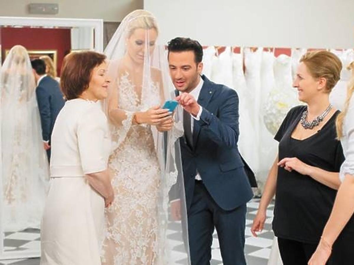 Doda w Salonie sukien ślubnych