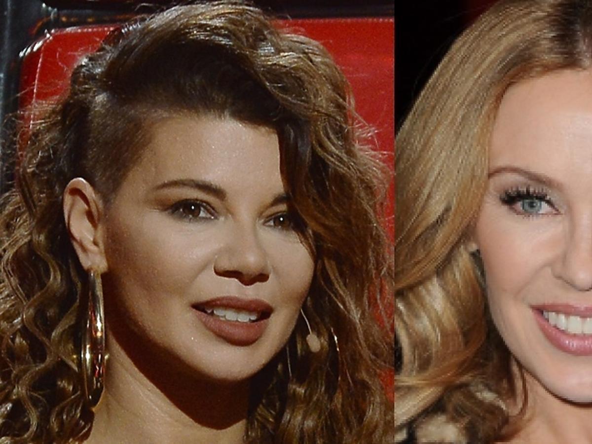 Edyta Górniak, Kylie Minogue