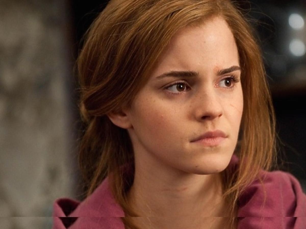 Emma Watson na okładce Vogue