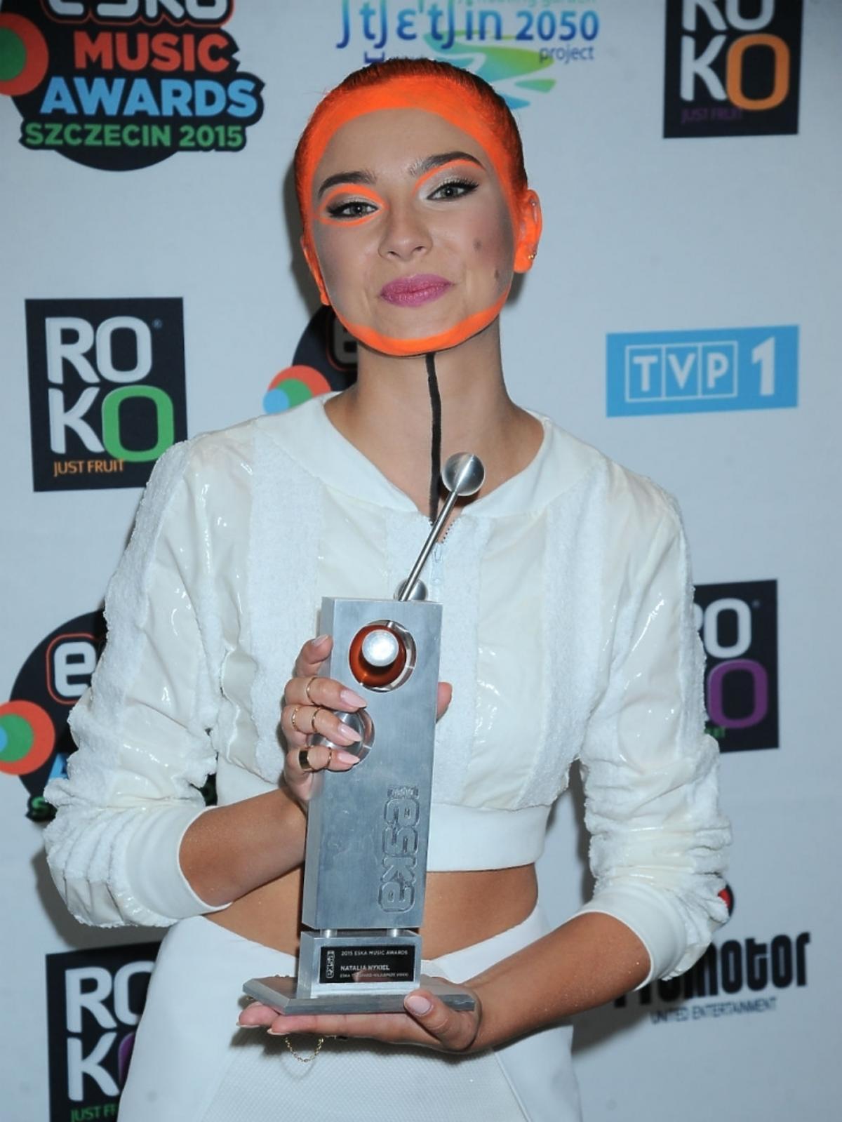 Eska Music Awards 2015 - Natalia Nykiel