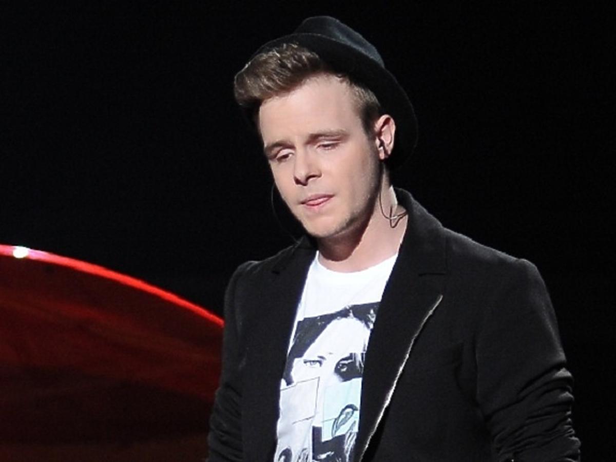 "Filip Mettler odpadł z ""X-Factor"""