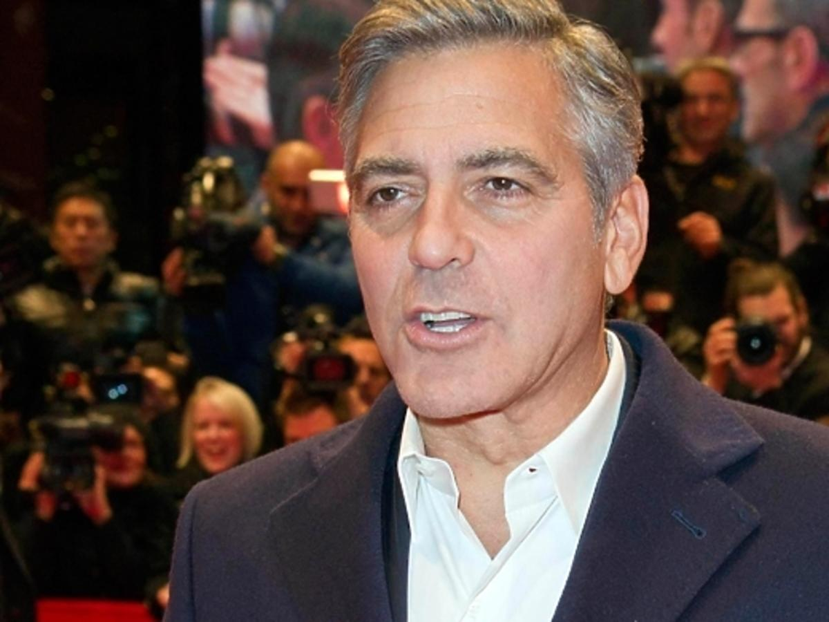 George Clooney zostanie ojcem