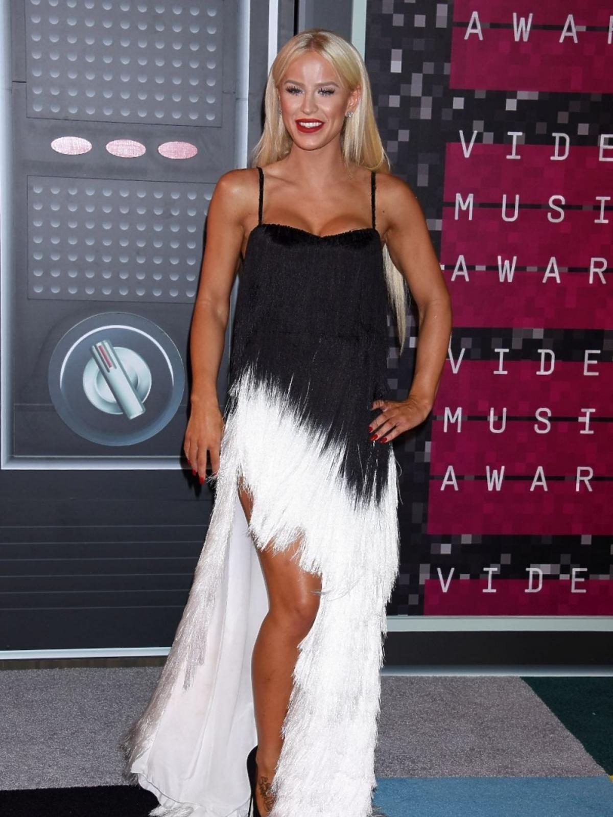 Gigi Gorgeous na gali MTV Music Awards 2015