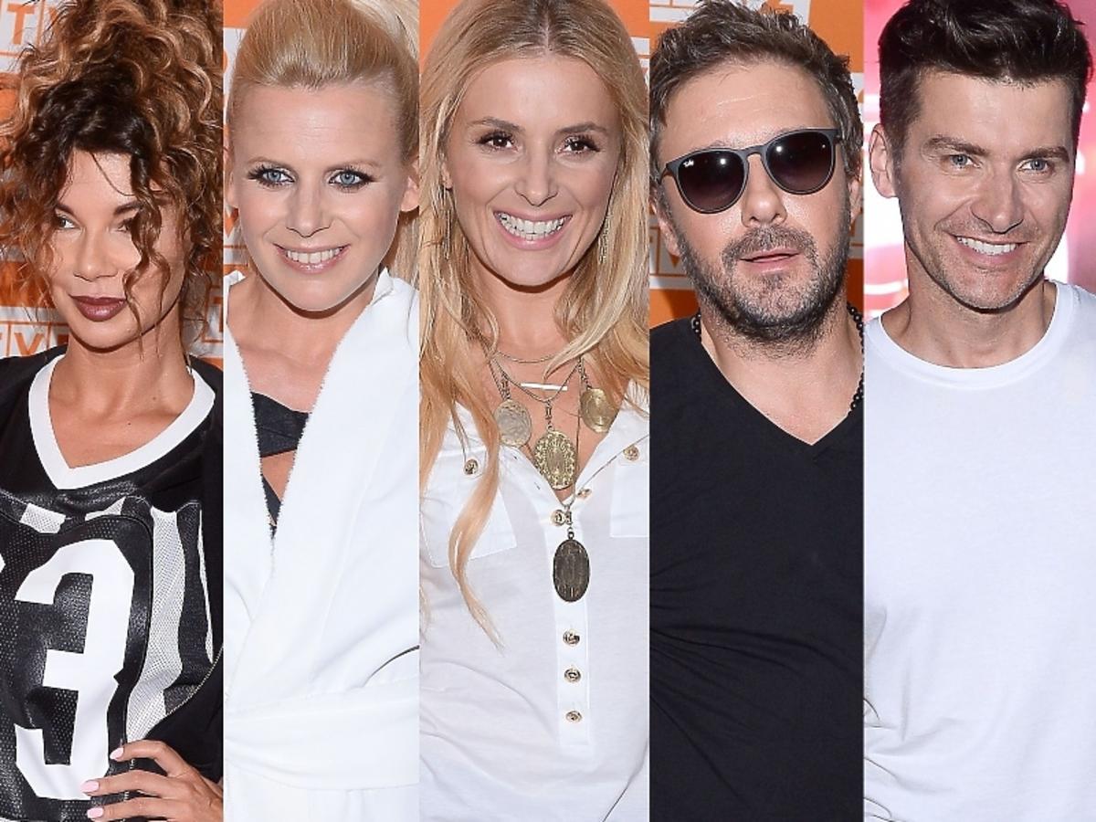 Gwiazdy na konferencji The Voice of Poland