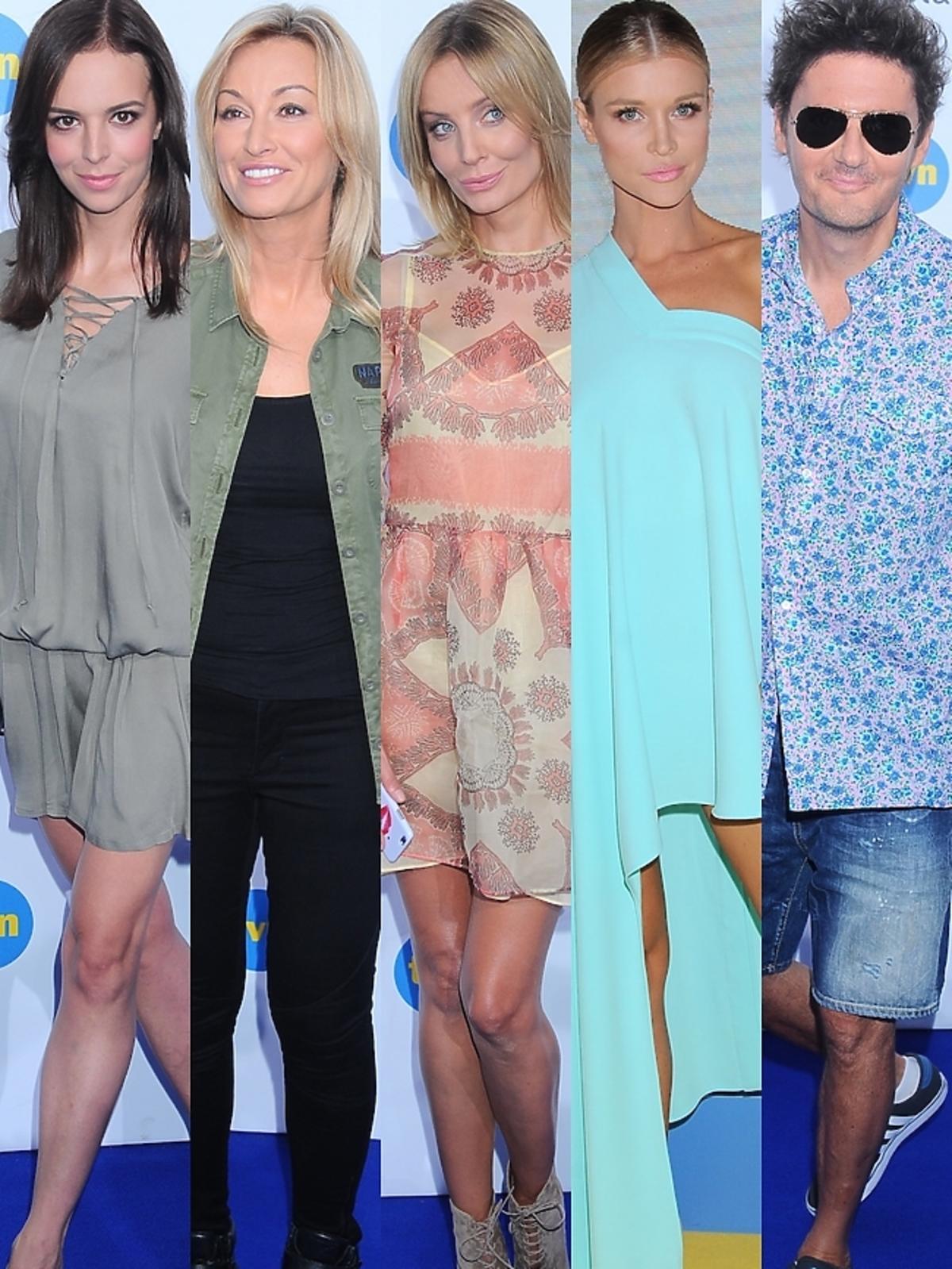 Gwiazdy na konferencji TVN