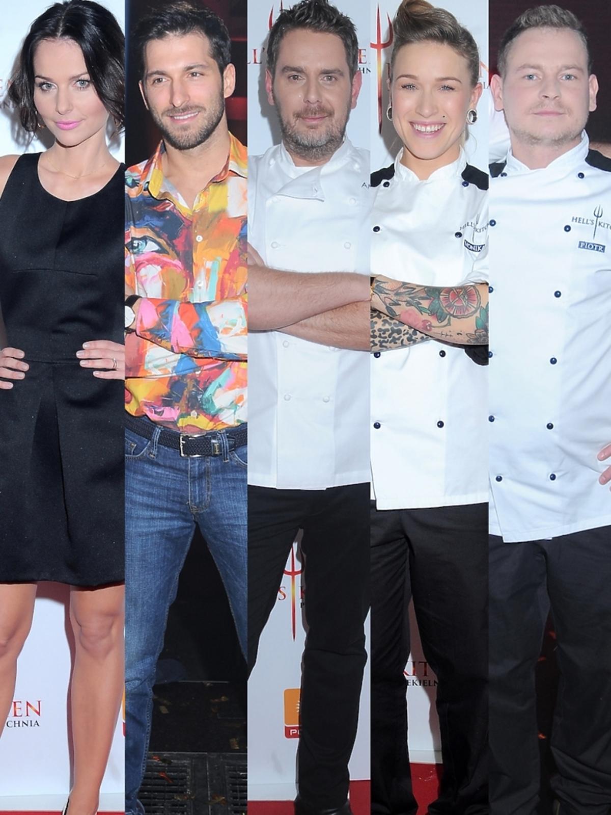 Gwiazdy w finale drugiej edycji Hell's Kitchen