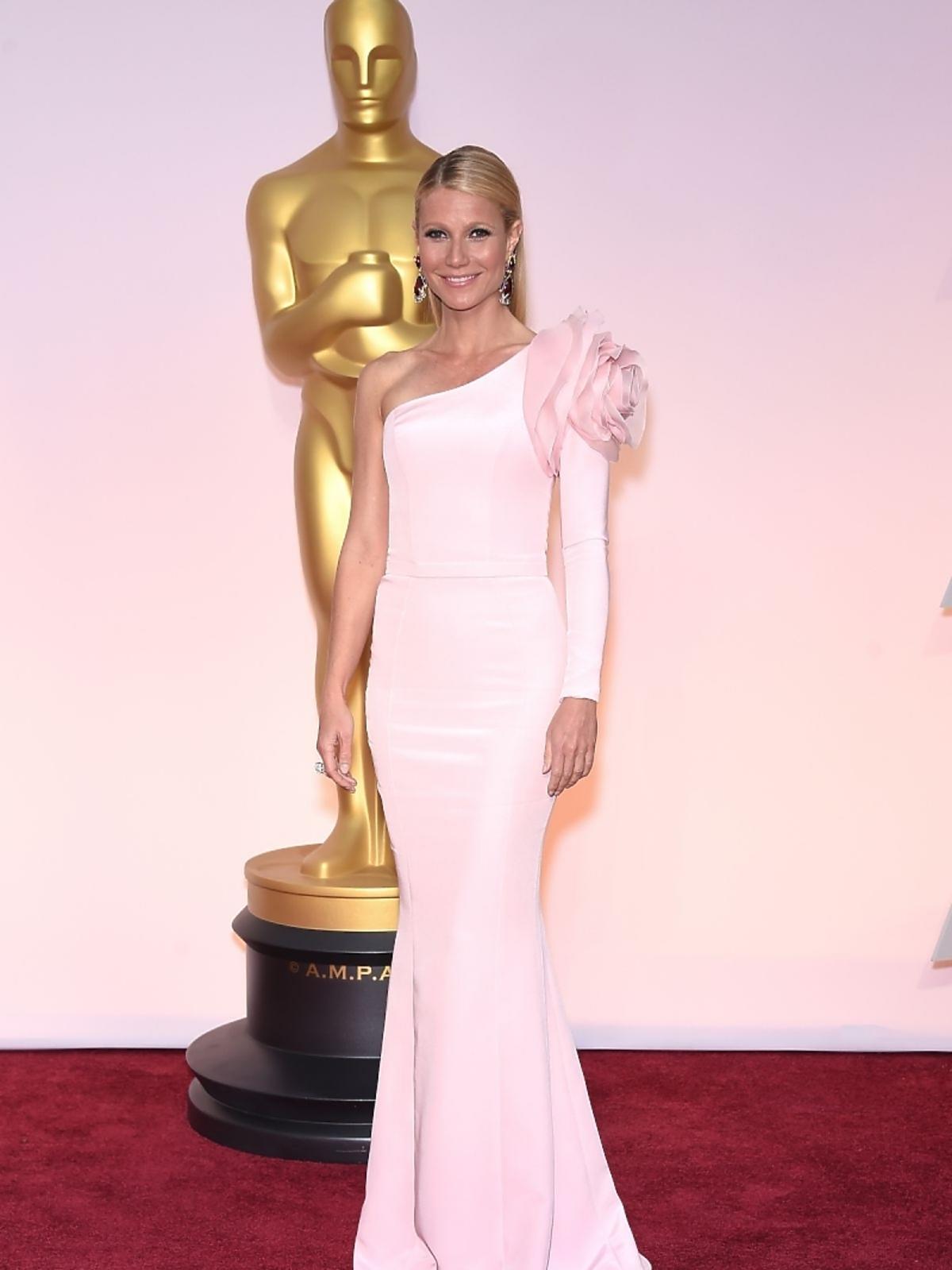 Gwyneth Paltrow na gali Oscary 2015