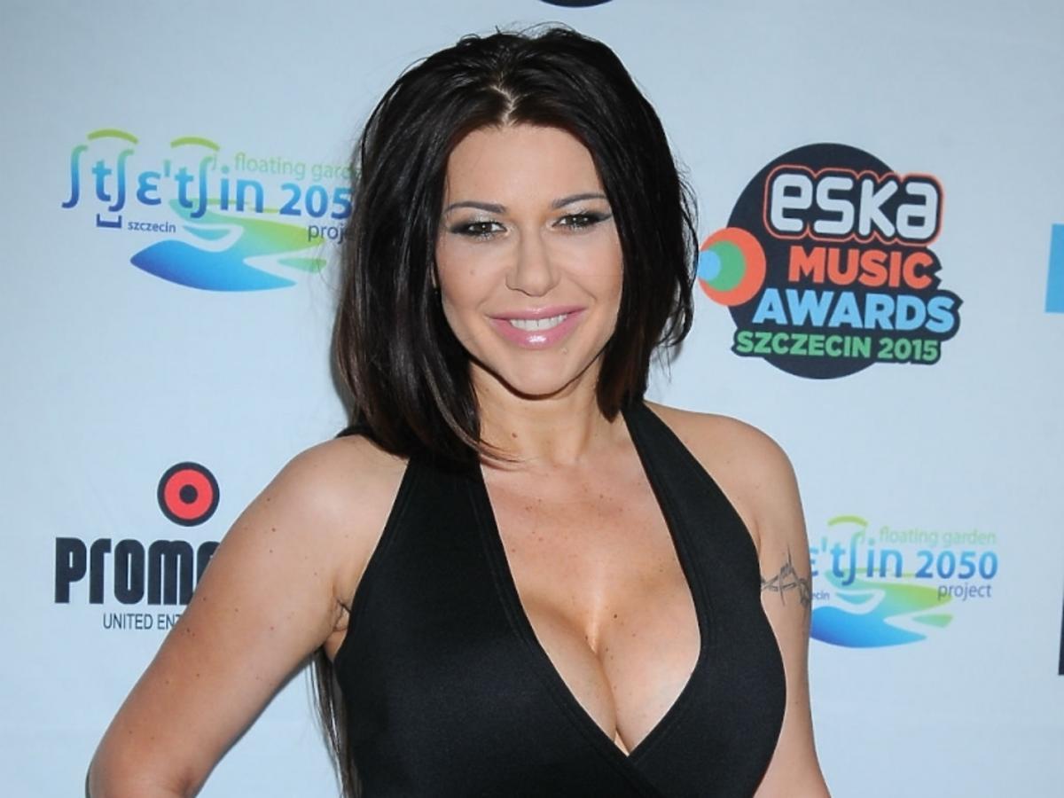 Iwona Węgrowska na Eska Music Awards
