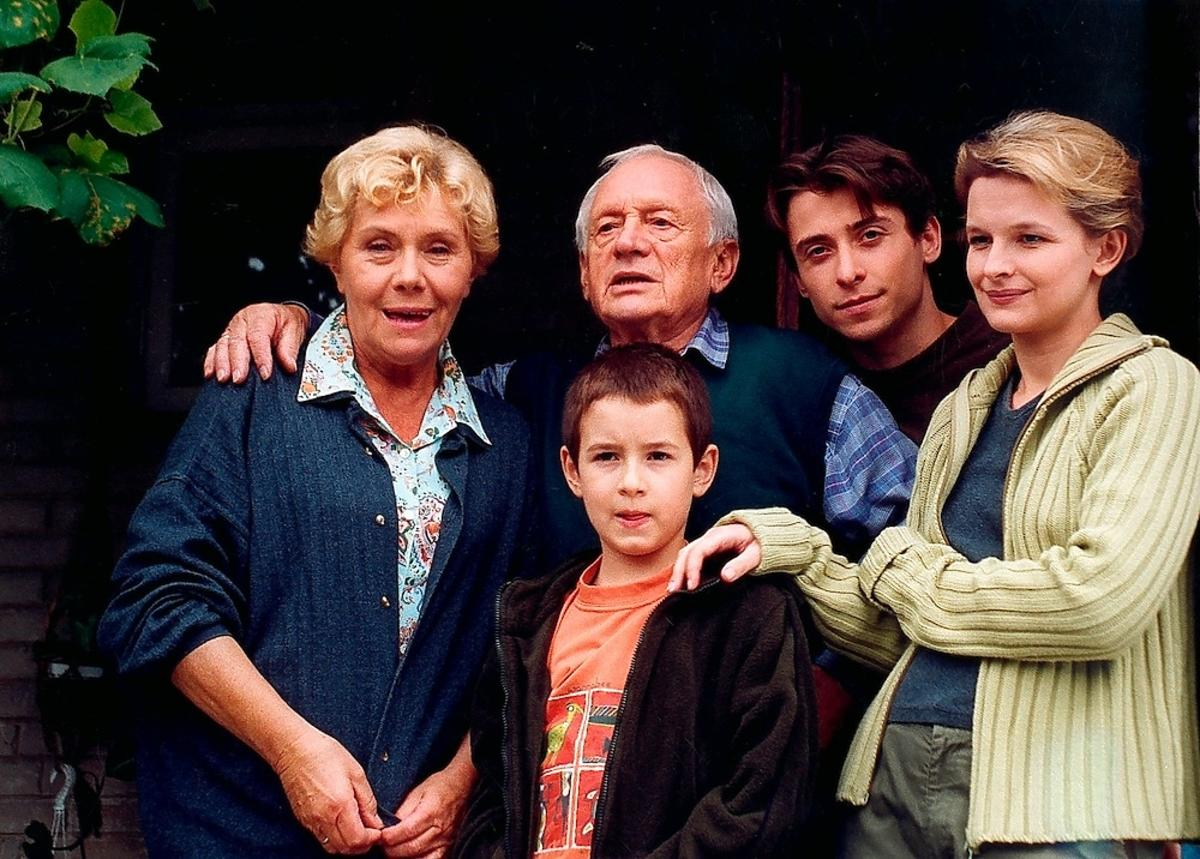Jak wyglądała rodzina Mostowiaków w pierwszych odcinkach w M jak Miłość?