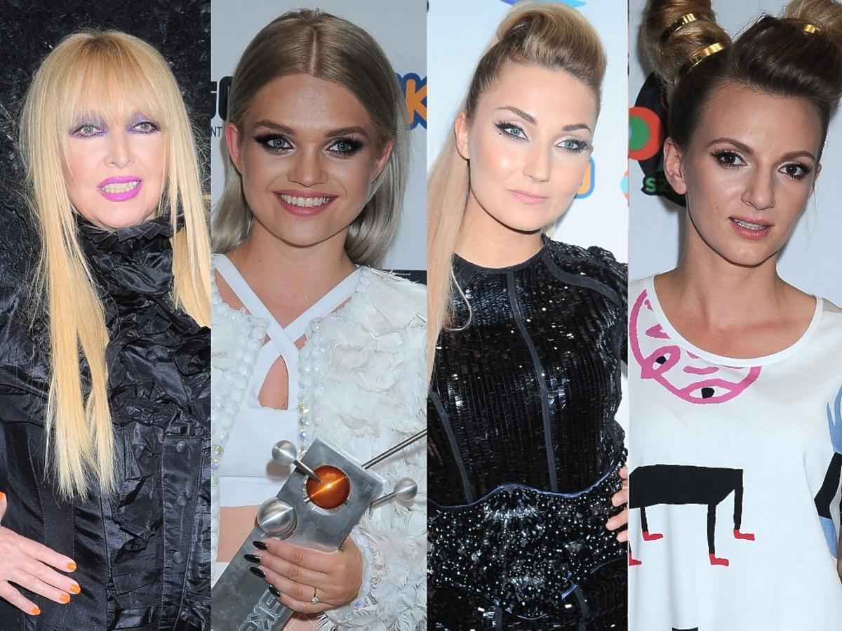 jak wygladały Rodowicz, Cleo, Margaret, Sarsa na Eska Music Awards 2015, EMA 2015