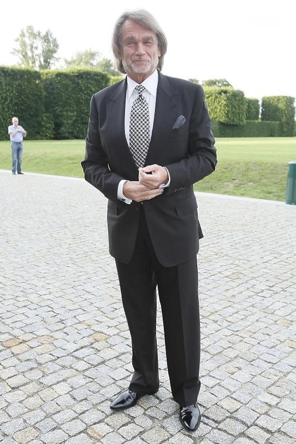 Jan Kulczyk na Gali Nagród Ministra Kultury i Dziedzictwa Narodowego