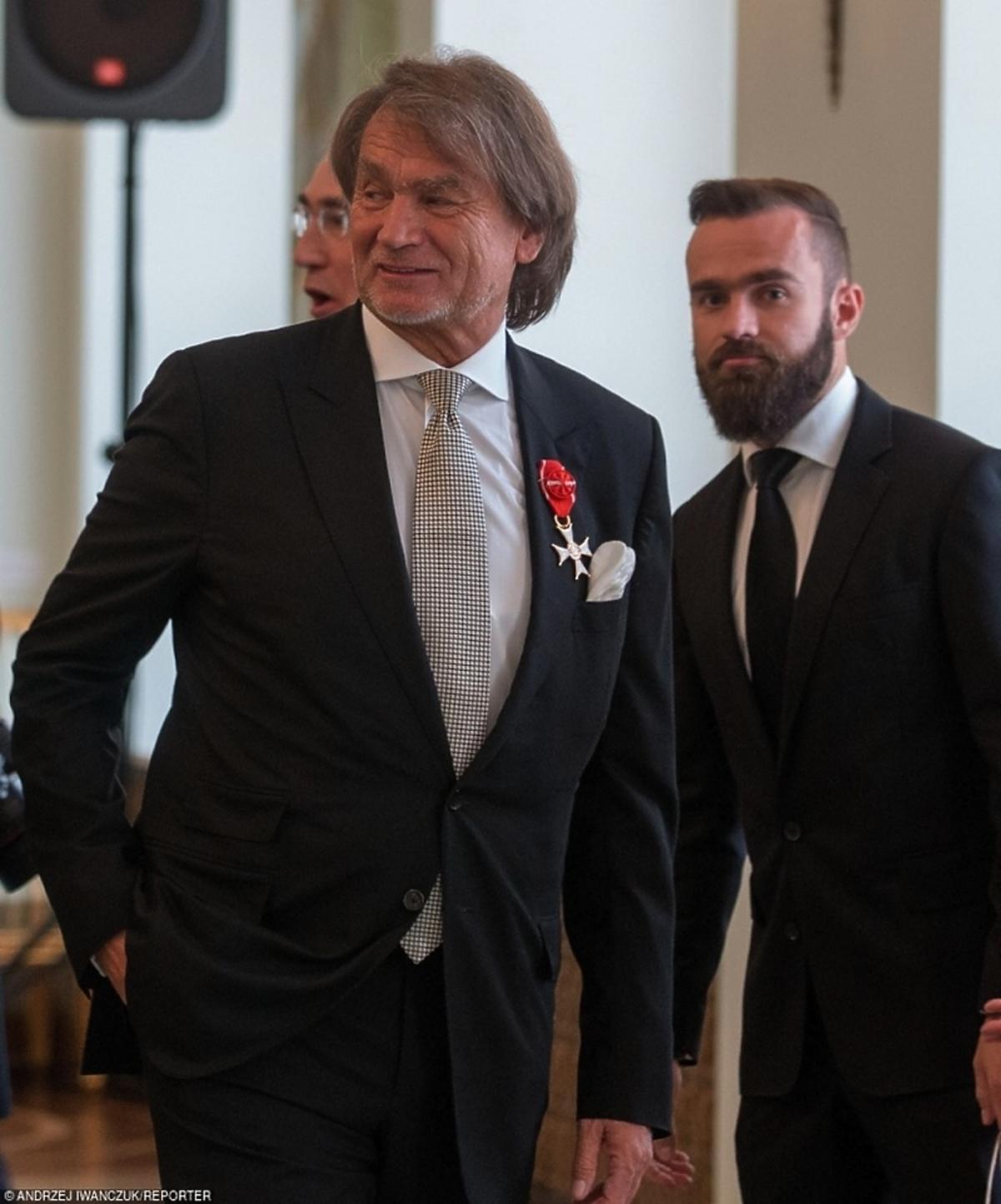 Jan Kulczyk, Sebastian Kulczyk