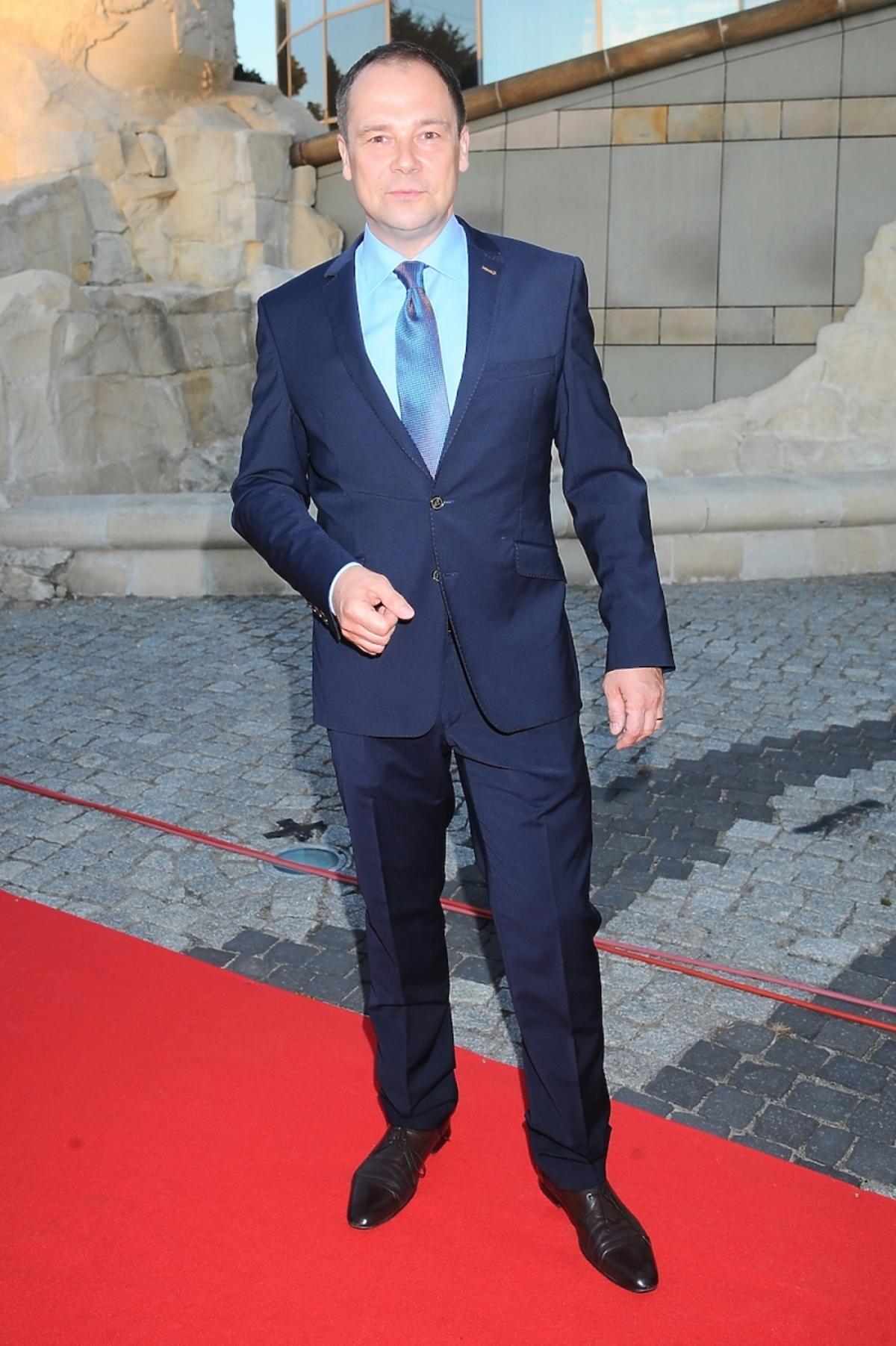 Jarosław Kulczycki na ramówce TVP