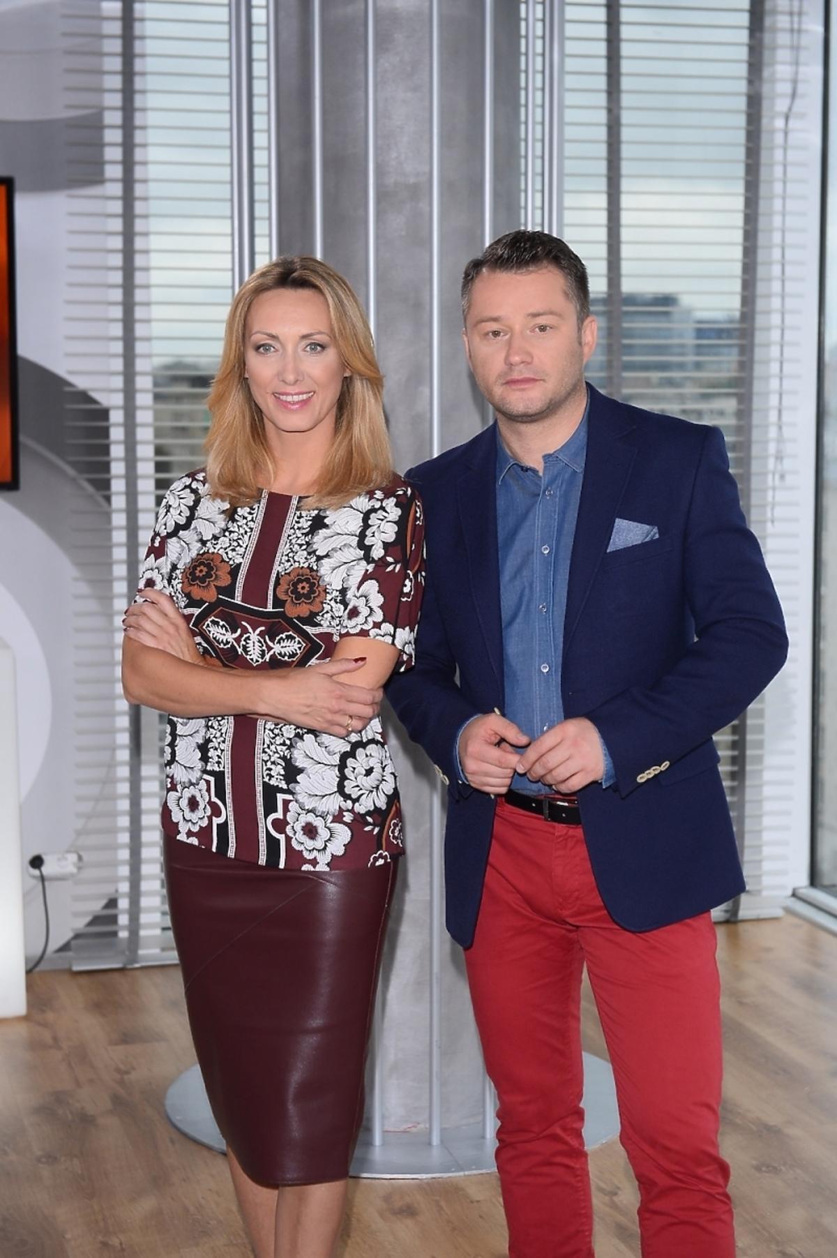 Jarosław Kuźniar, Anna Kalczyńska w Dzień dobry TVN
