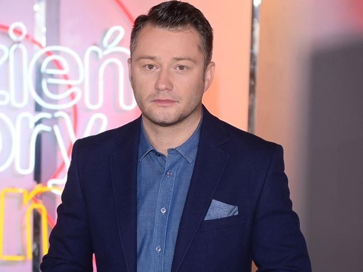 Jarosław Kuźniar zadebiutował w Dzień dobry TVN