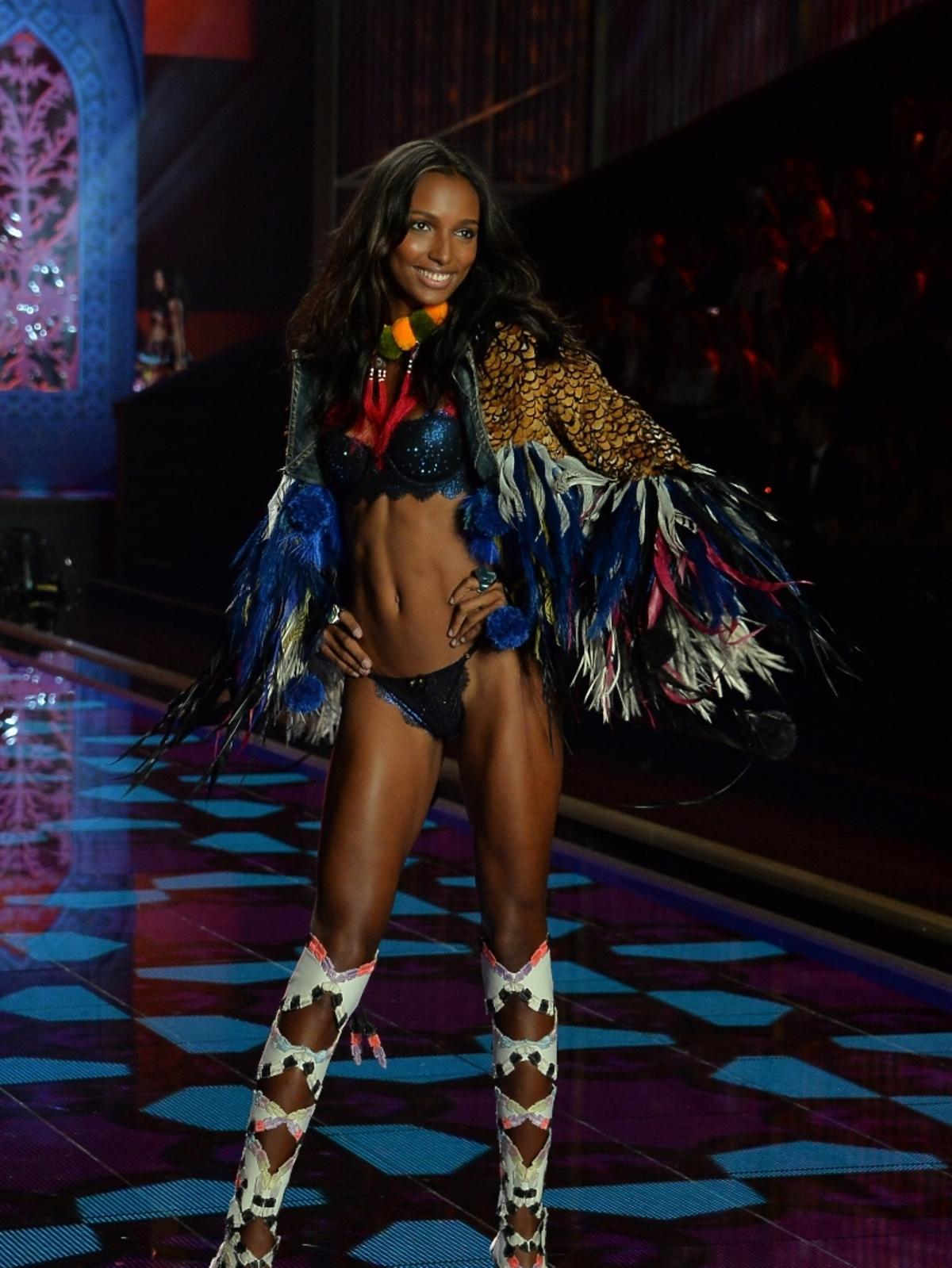 Jasmine Tookes na pokazie Victoria's Secret 2014