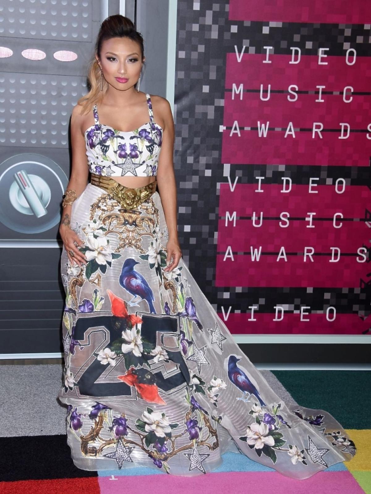 Jeannie Mai na gali MTV Music Awards 2015