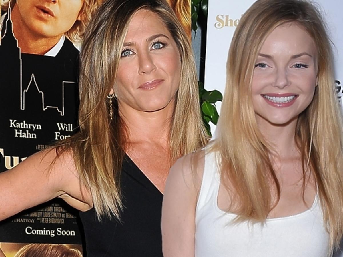 """Jennifer Aniston i Izabella Miko na premierze filmu """"Dziewczyna warta grzechu"""" w Los Angeles"""