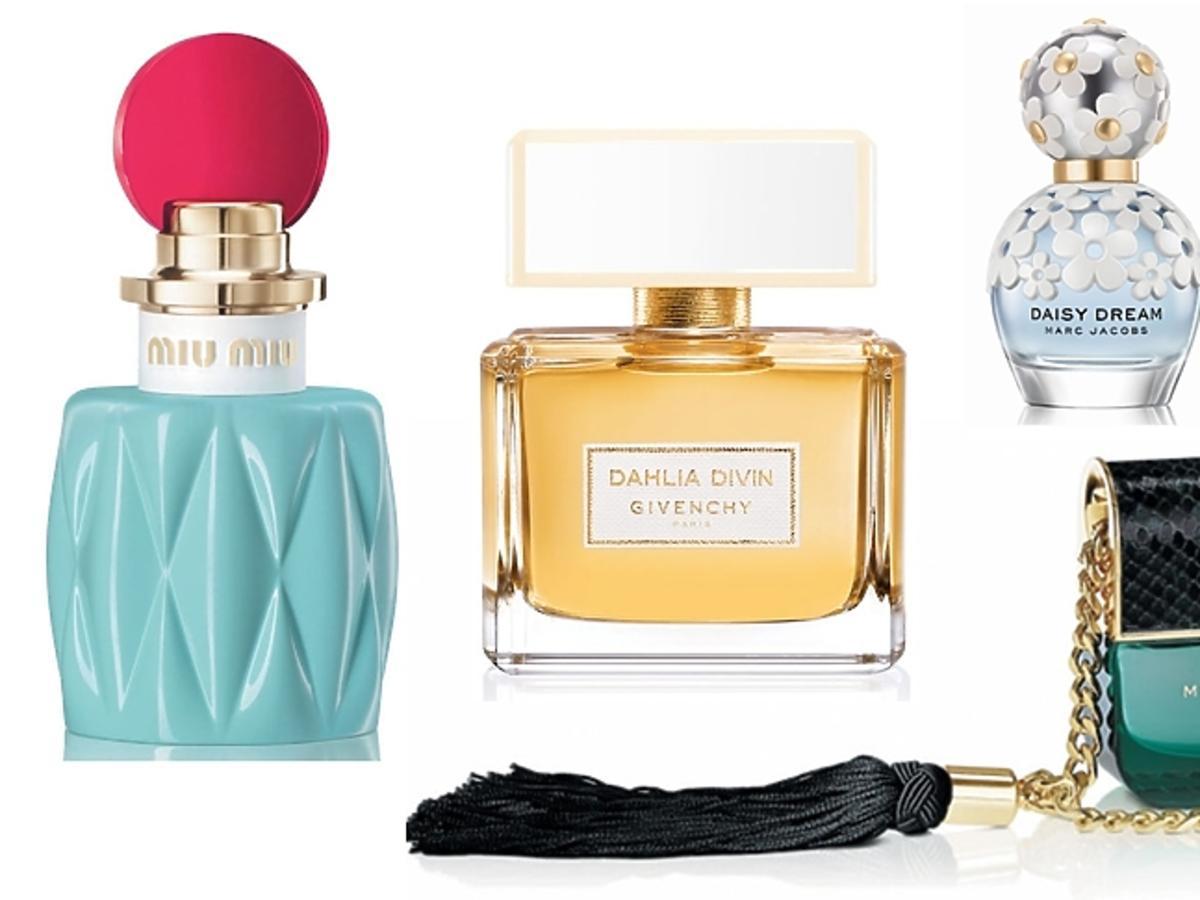 Jesienne trendy w perfumerii