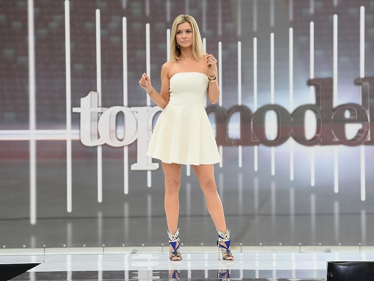 Joanna Krupa, casting do piątej edycji Top Model
