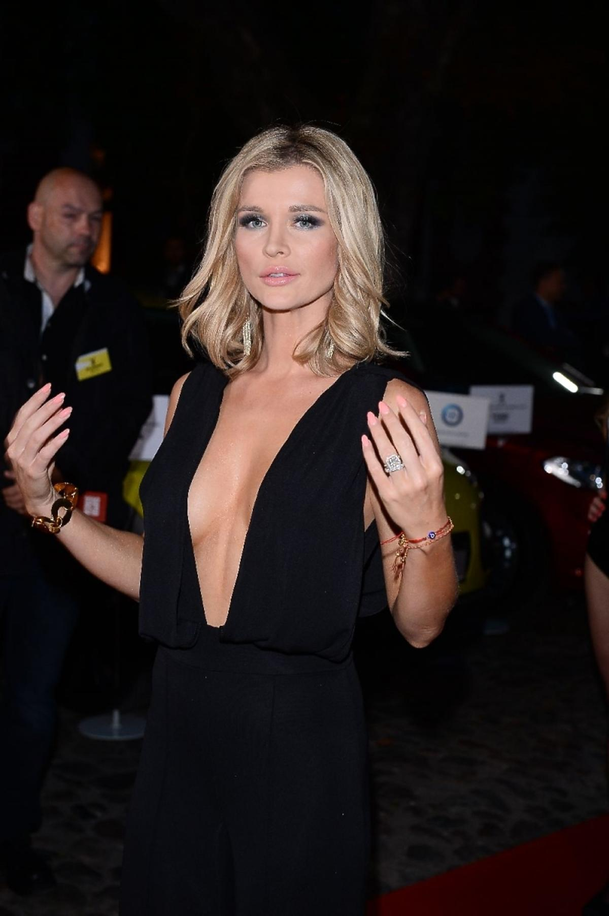 Joanna Krupa na imprezie Playboya