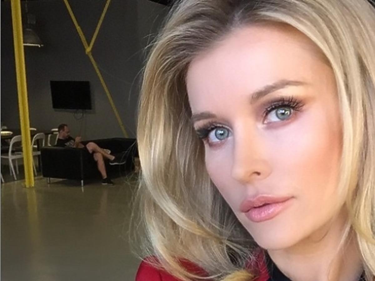 Joanna Krupa Top Model 2015
