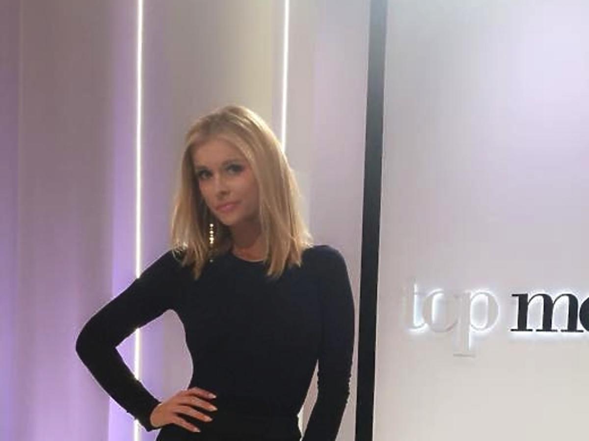 Joanna Krupa - Top Model 2015