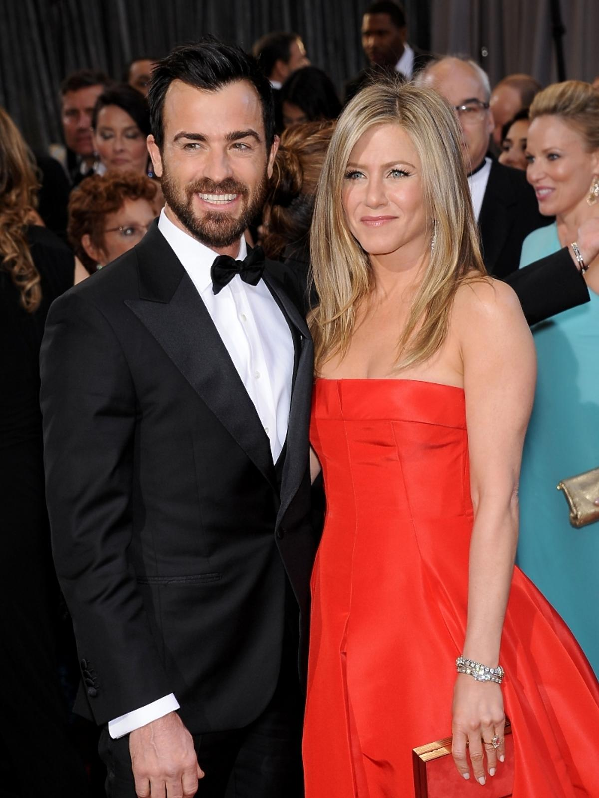 Justin Theroux i Jennifer Aniston