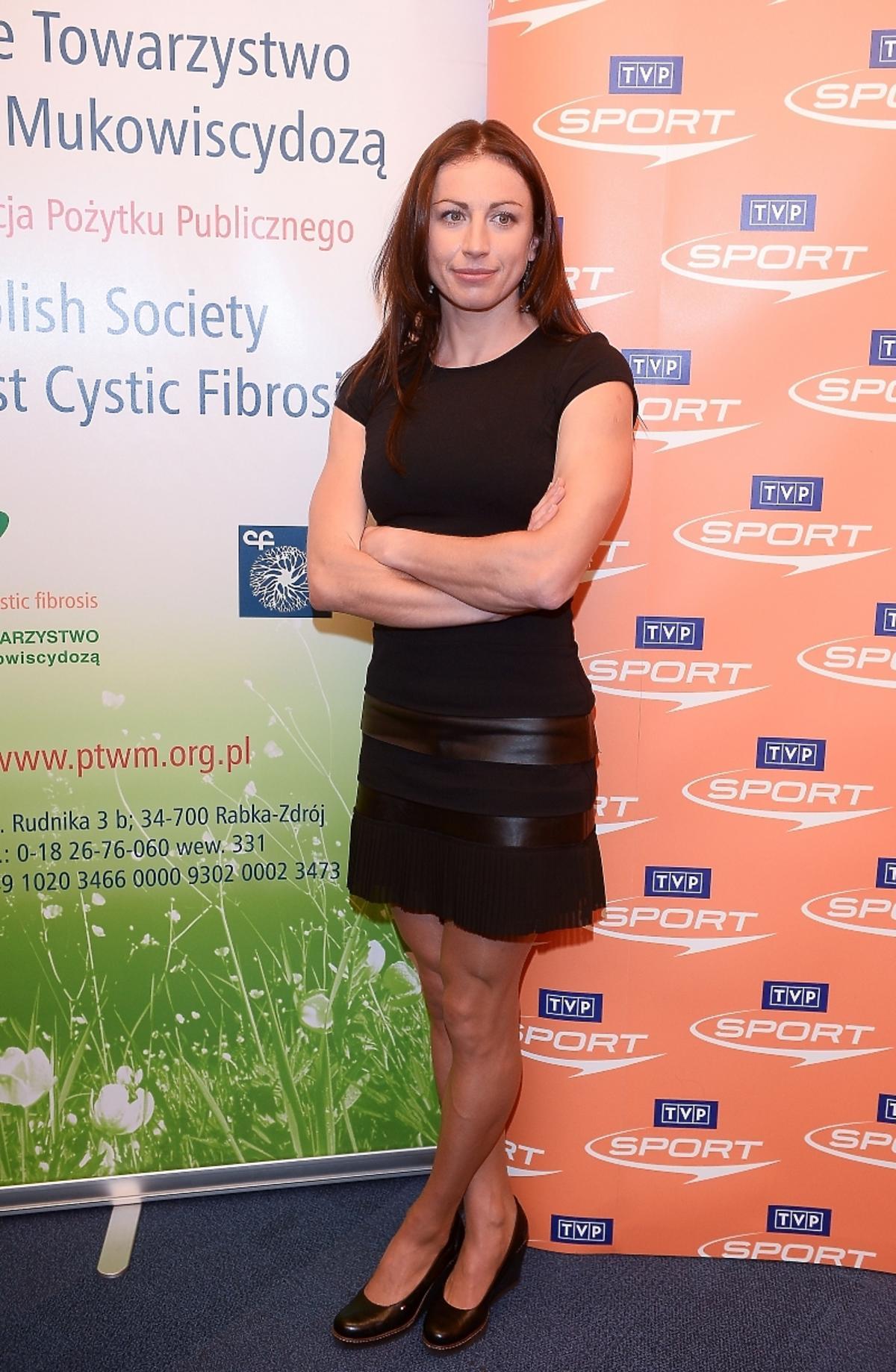 Justyna Kowalczyk w ciąży