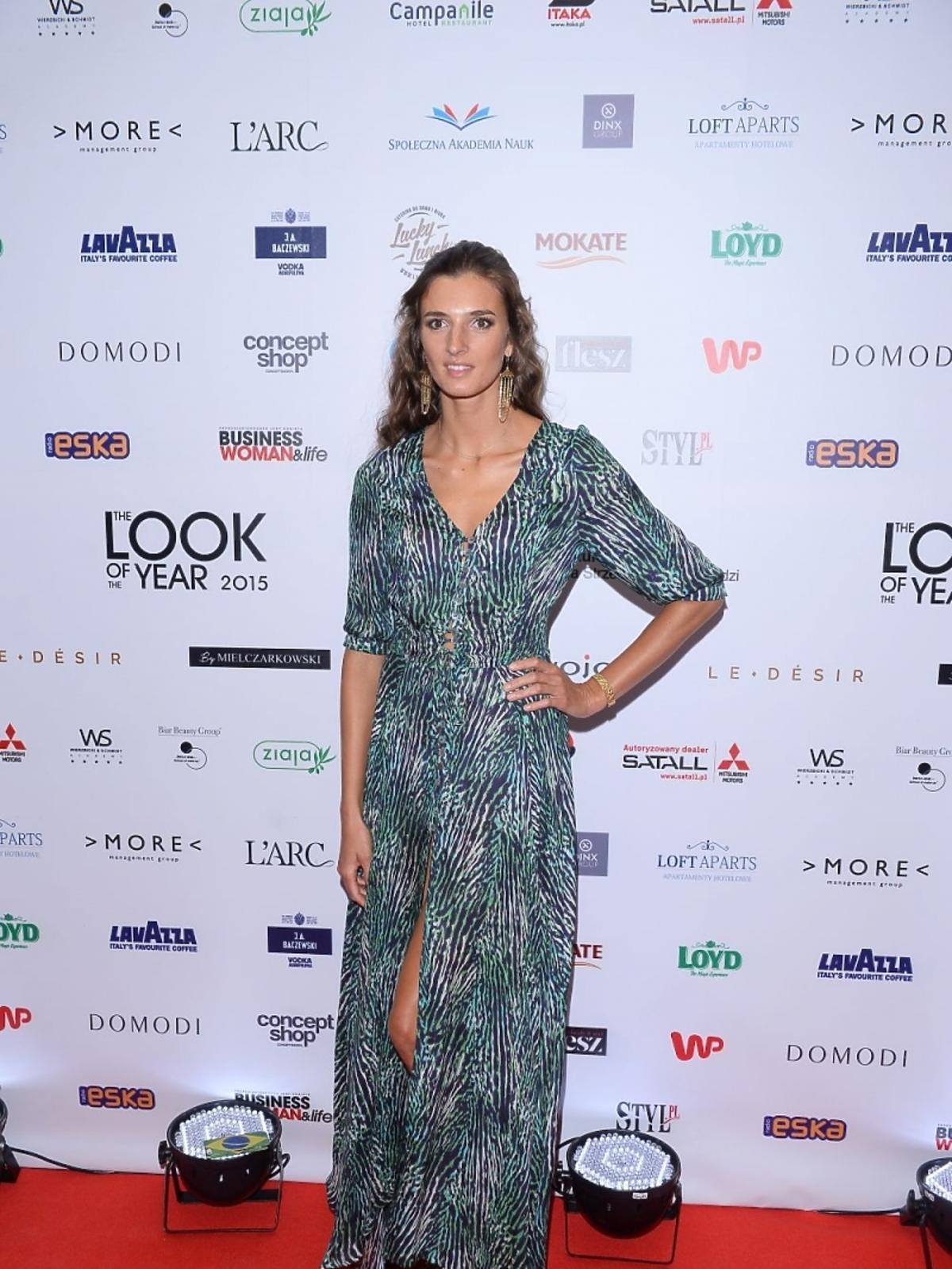 Kamila Szczawińska na Look Of The Year