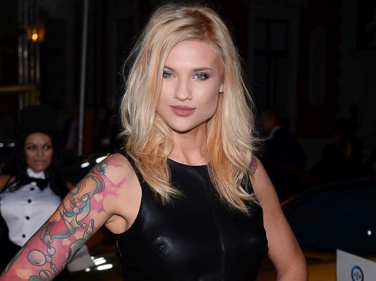 Karolina Gilon w Top model