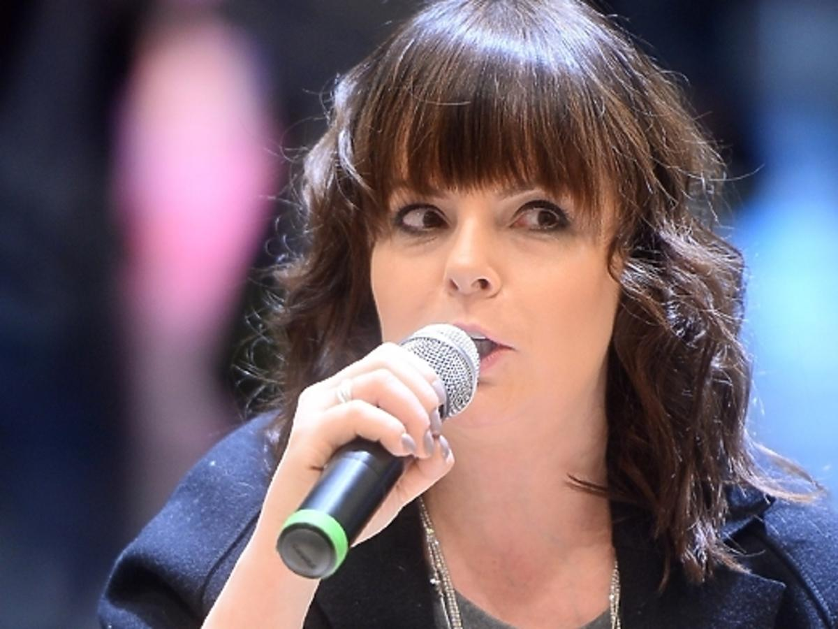 Karolina Korwin Piotrowska w Grazii