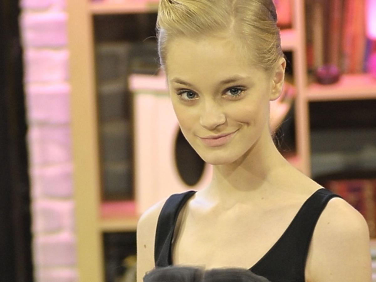 Kasia Smolińska z Top Model