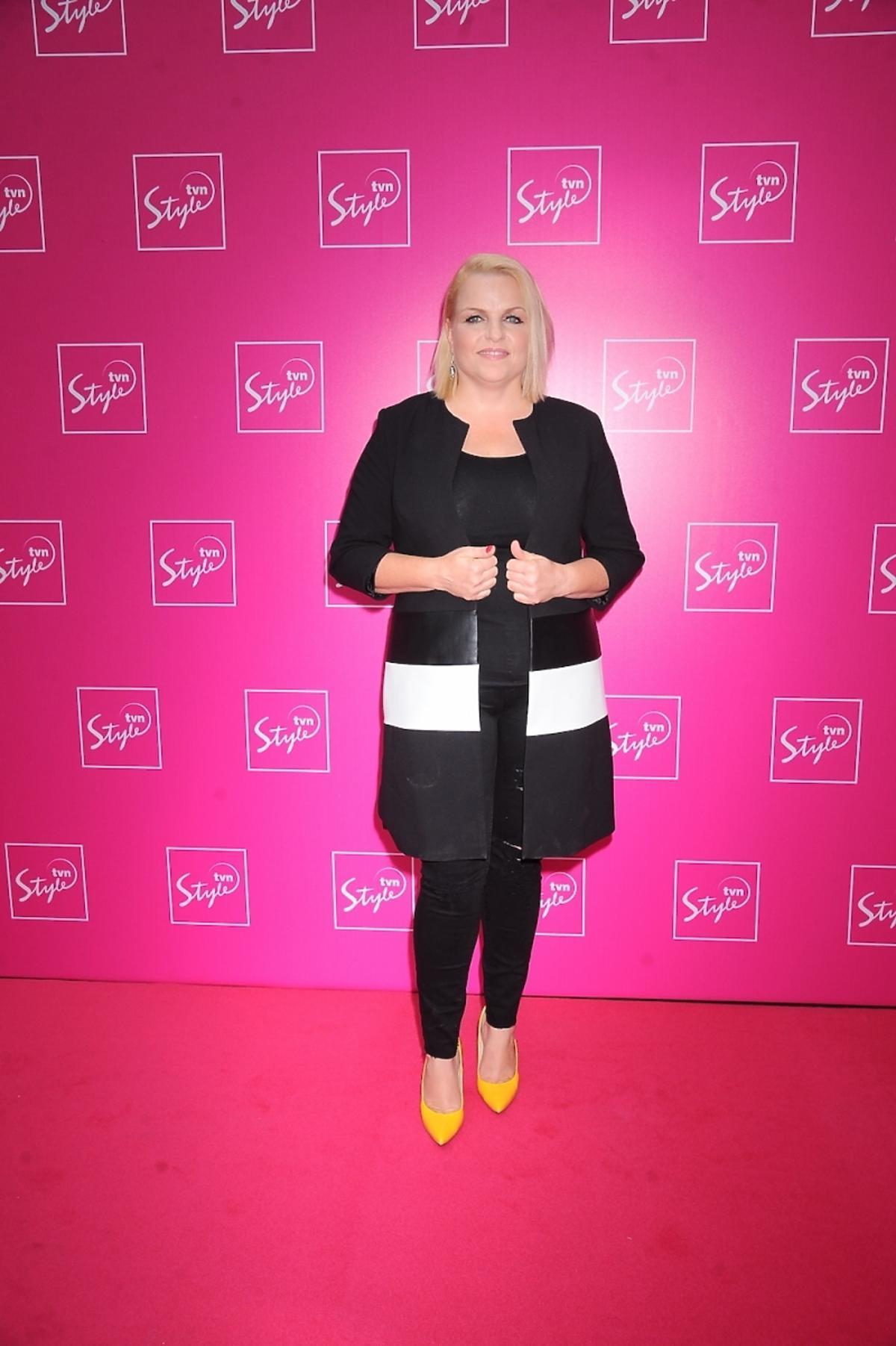 Katarzyna Bosacka na ramówce TVN Style