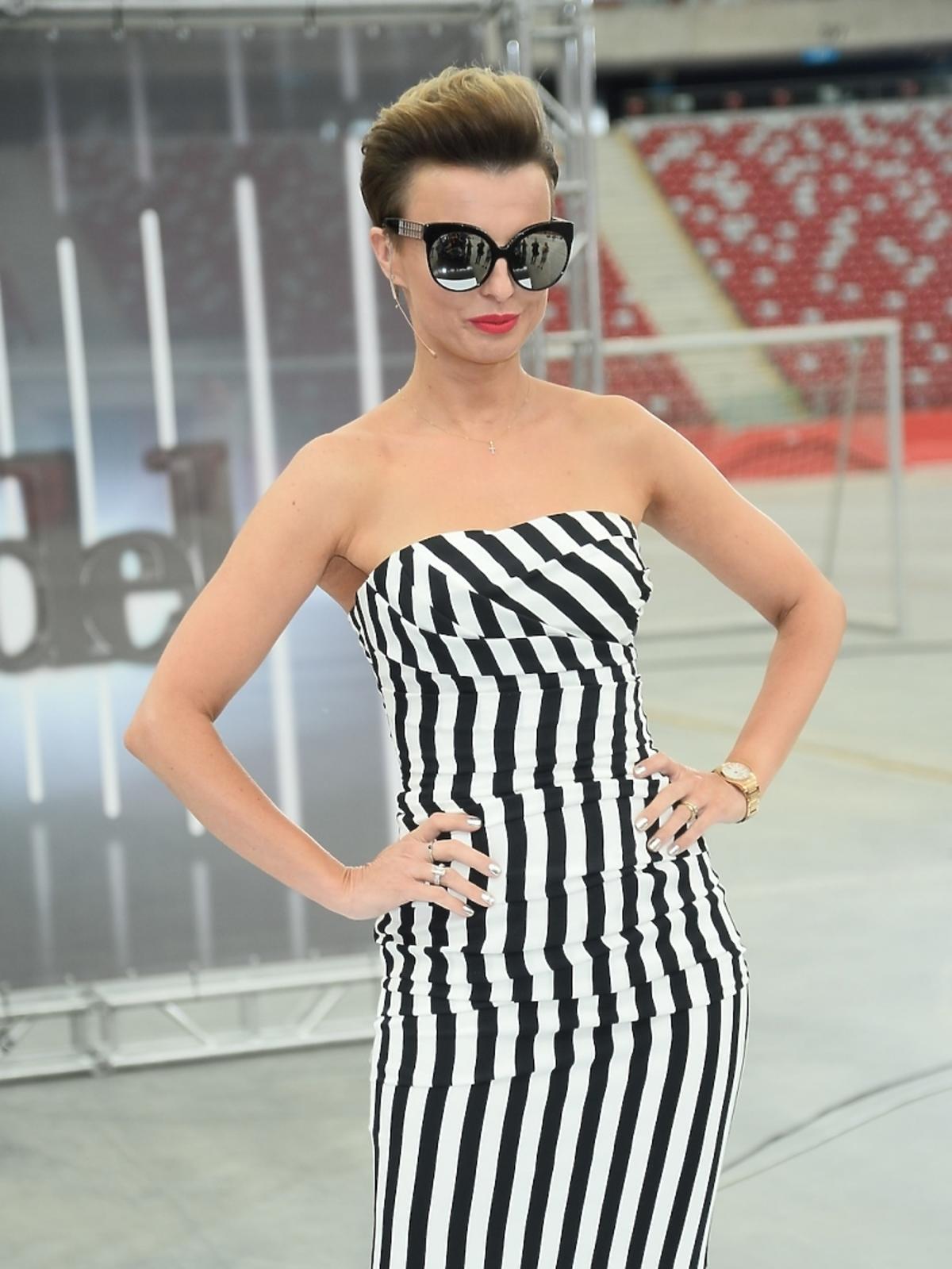 Katarzyna Sokołowska, casting do piątej edycji Top Model