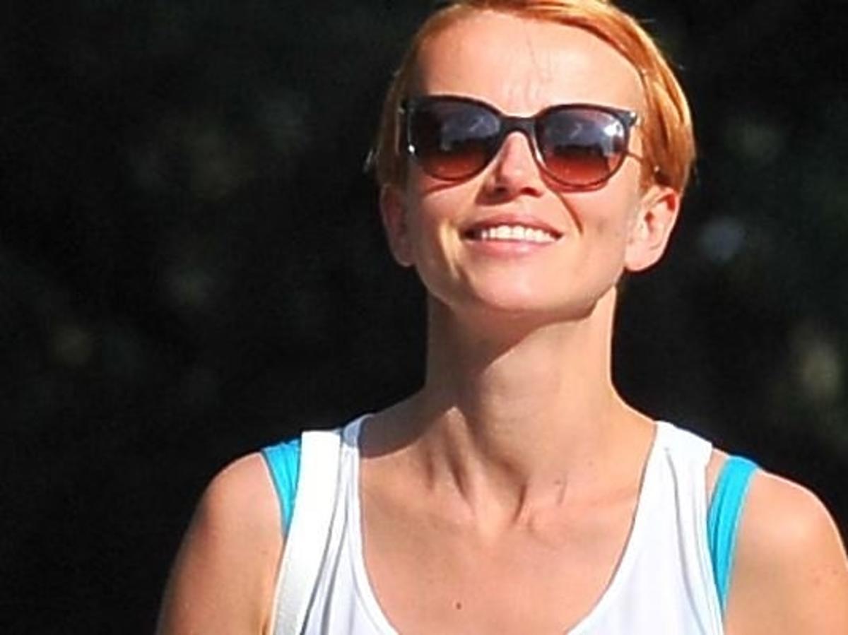 Katarzyna Zielińska i jej drogie BMW