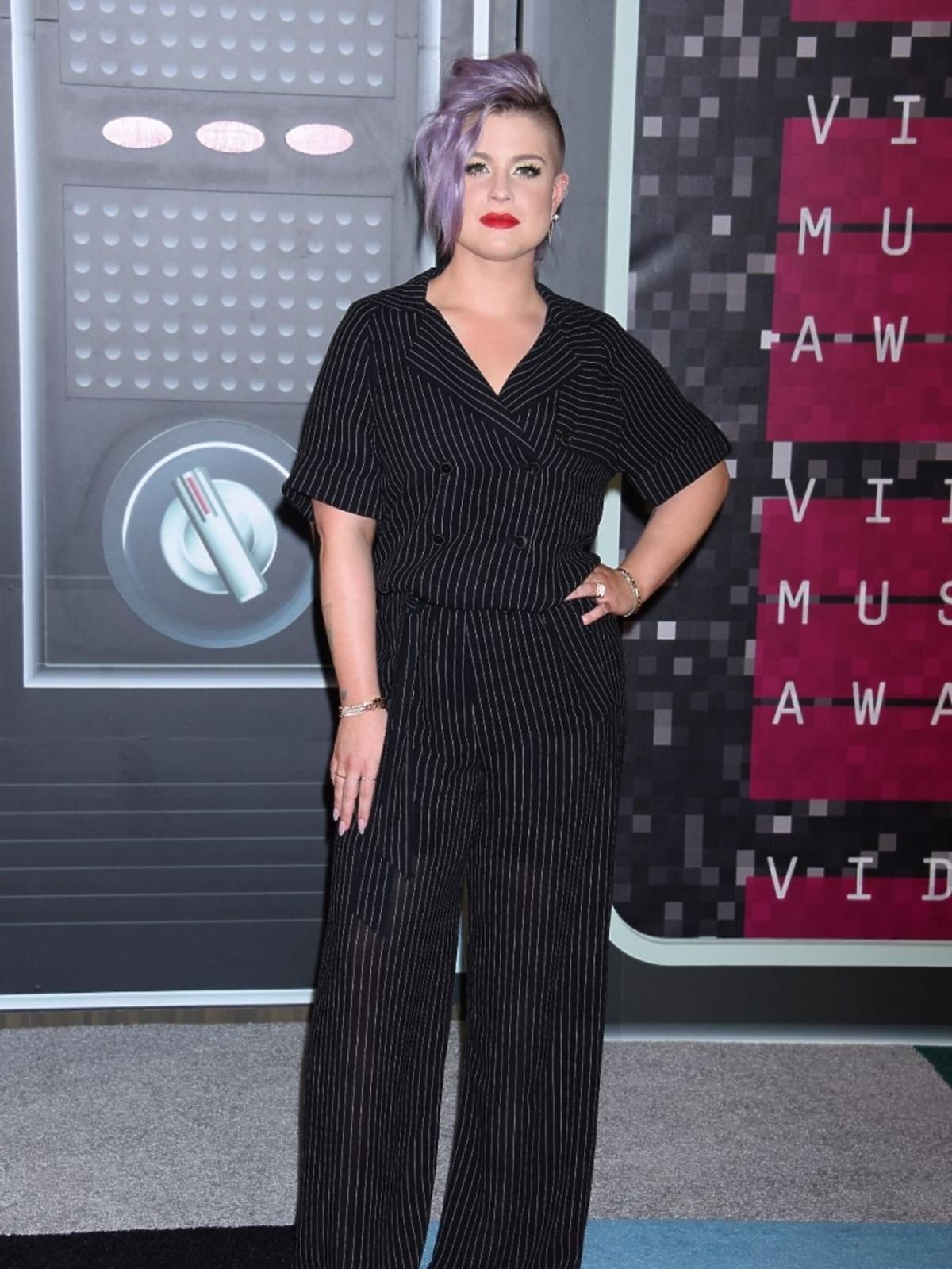 Kelly Osbourne  na gali MTV Music Awards 2015