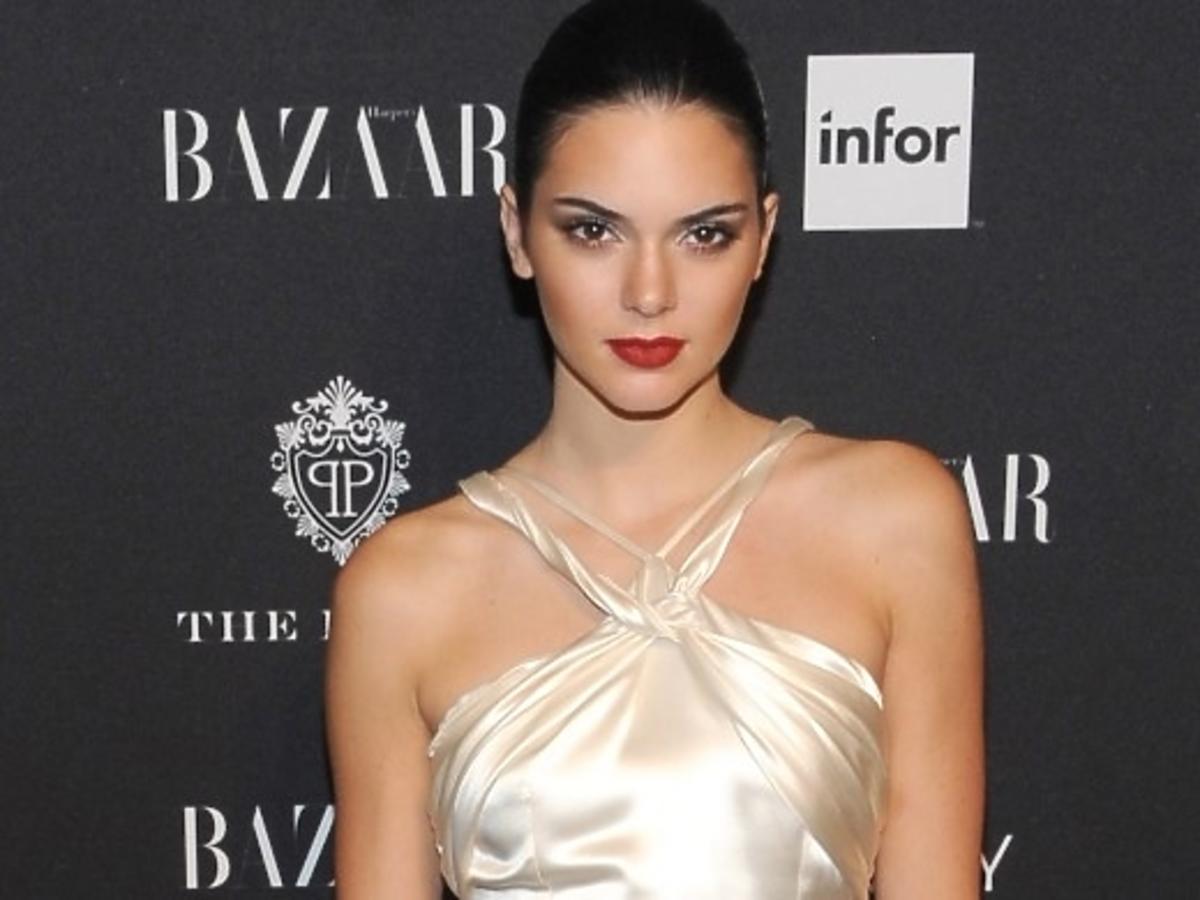 Kendall Jenner w sesji dla Vogue'a
