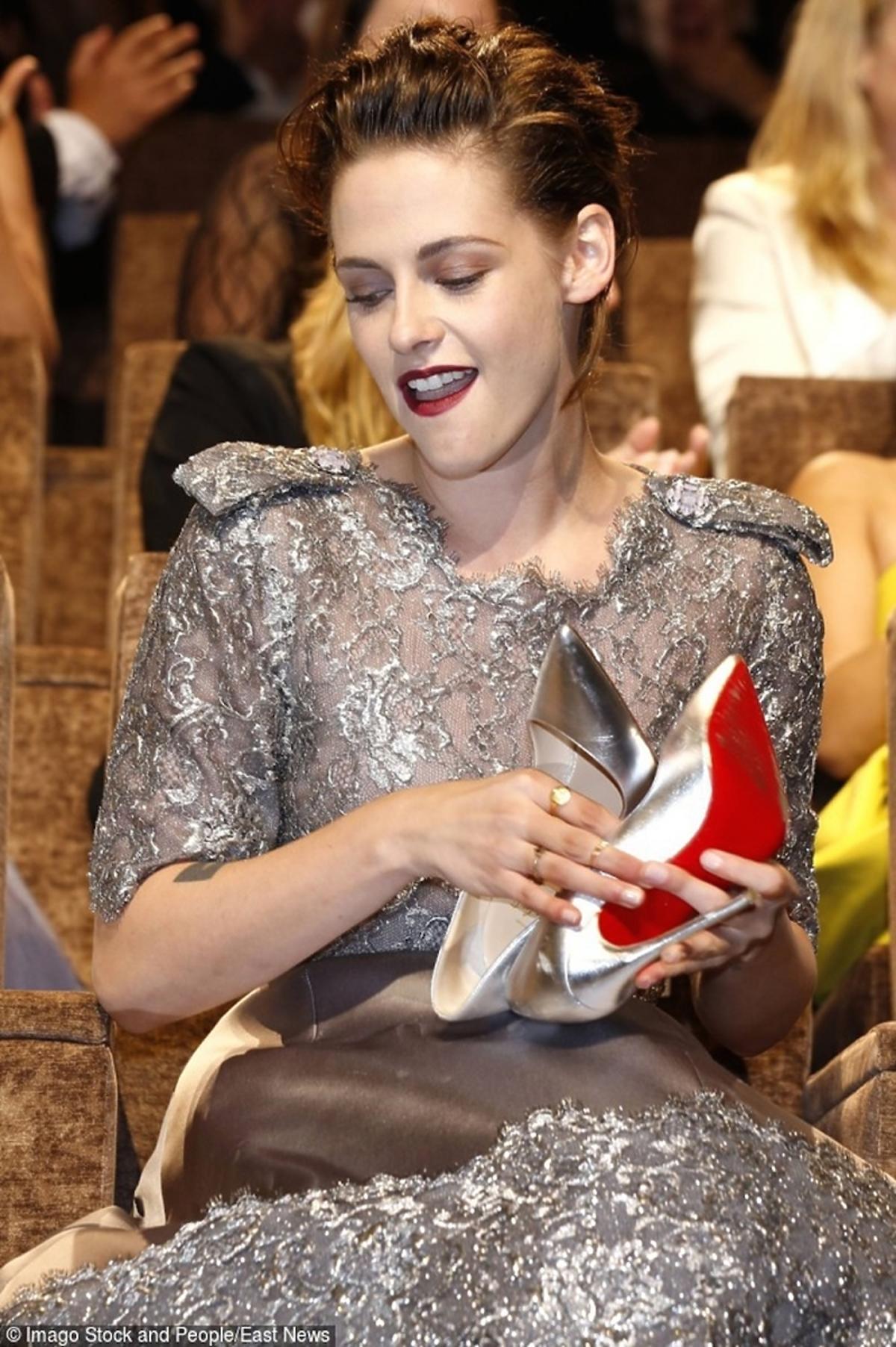 Kristen Stewart na festiwalu w wenecji