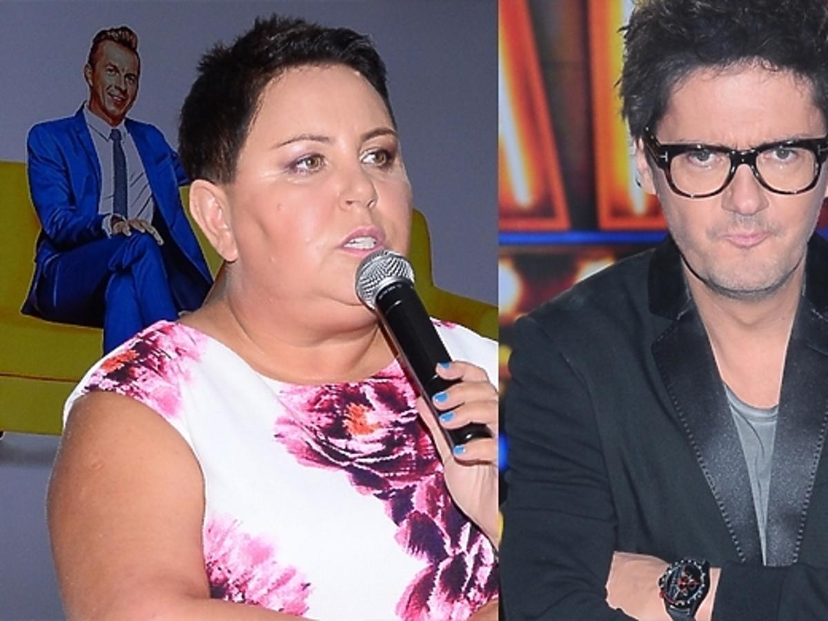 Kuba Wojewódzki kpi z Doroty Wellman