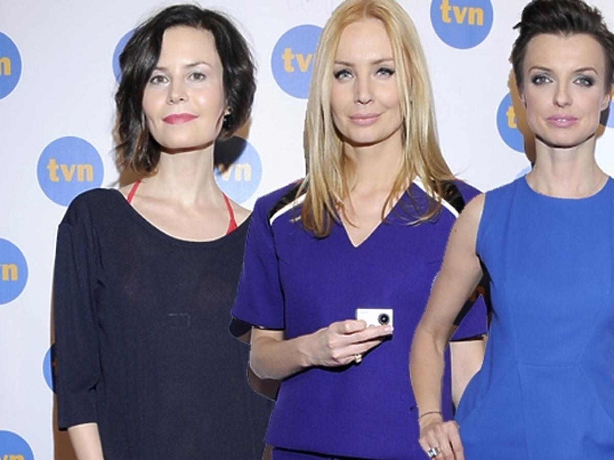 Kumorek, Szulim i Sokołowska na niebiesko. 3 odcienie niebieskiego na jednej imprezie