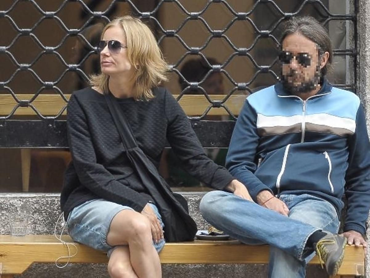 Magda Cielecka i jej facet Dawid Wajntraub na randce