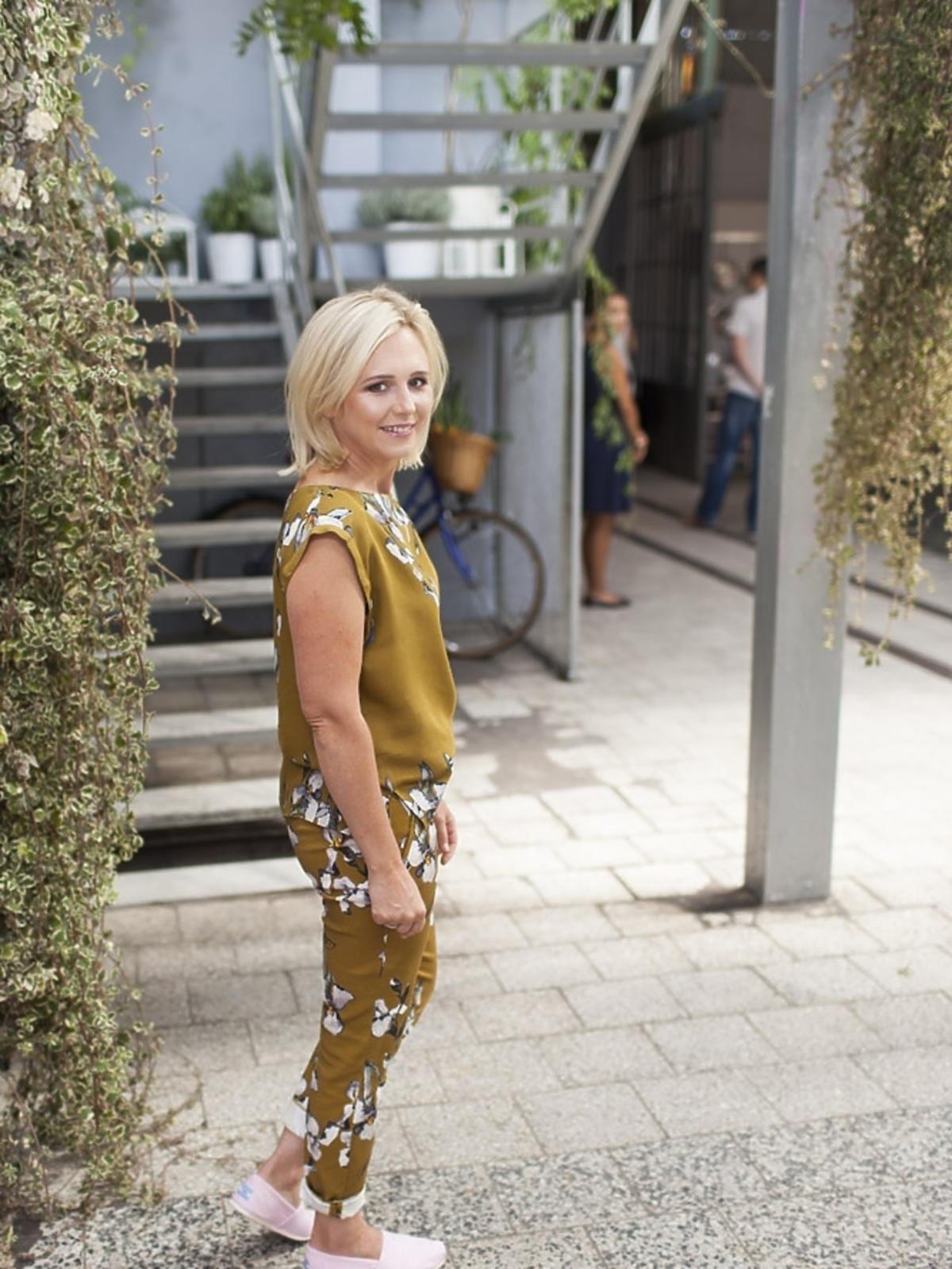 Maja Popielarska na premierze katalogu IKEA