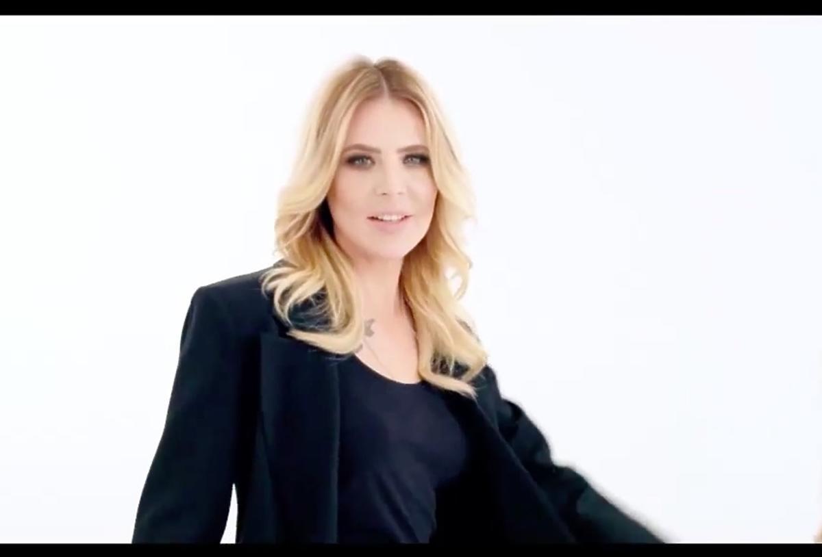 Maja Sablewska reklama Perwoll