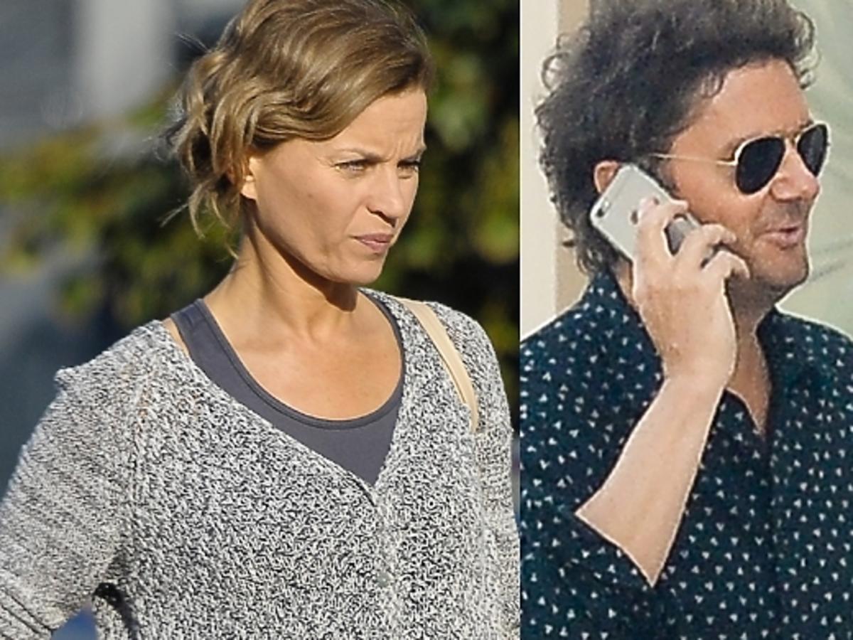 Małgorzata Foremniak i Kuba Wojewódzki na zakupach