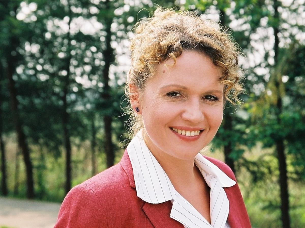 Małgorzata Pieńkowska 15 lat temu w M jak Miłość