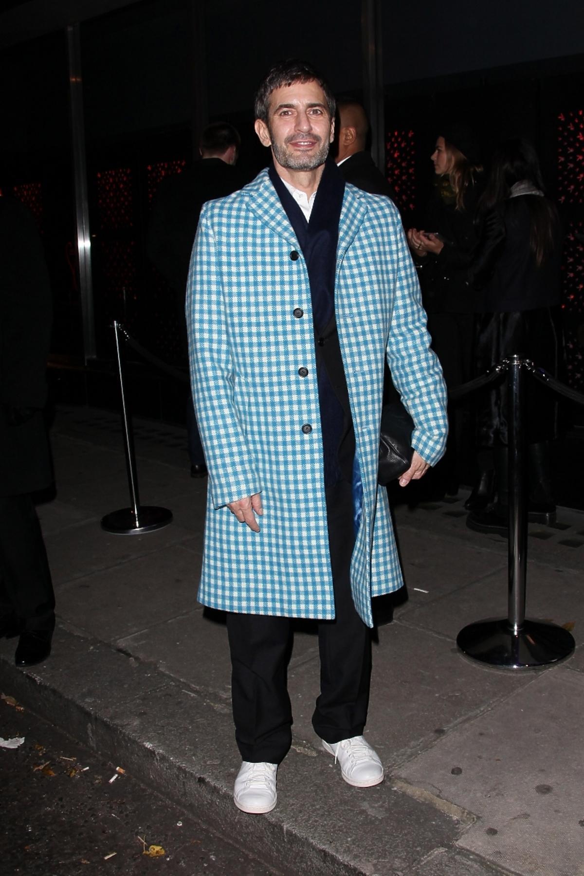 Marc Jacobs na 60. urodzinach