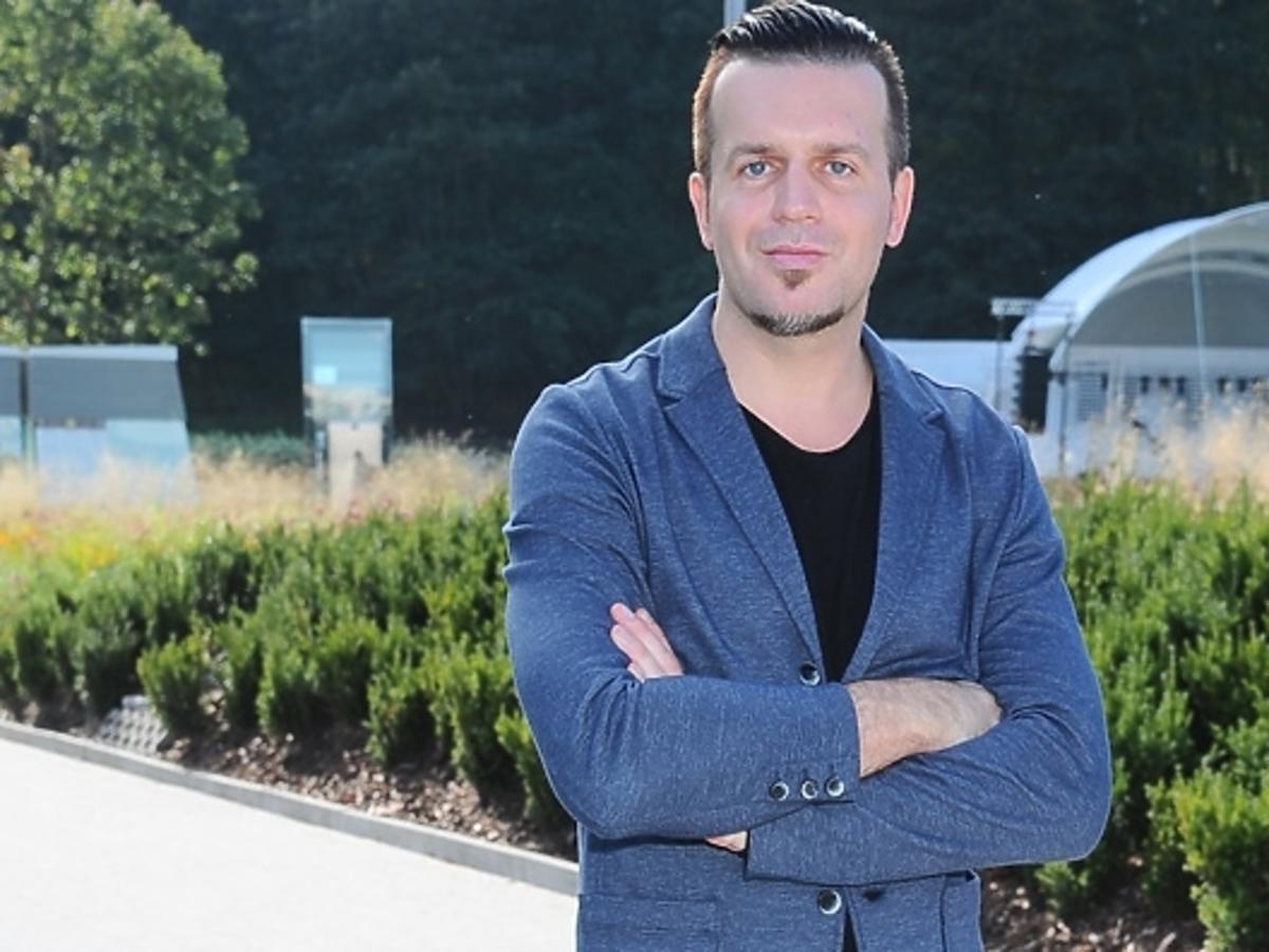 Marcin Wrona w ostatnim wywiadzie